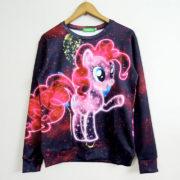 Свитшот пони Пинки Пай (Pinkie pie) из «Мy little pony» (Дружба это чудо) фото