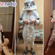 Пижама-кигуруми «котенок Чии (Чи)» фото