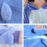 Пижама-кигуруми Стич (2 варианта), детали