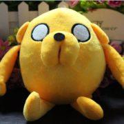 Мягкая игрушка Джейк «Время приключений» (Adventure time) 2 варианта фото