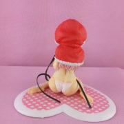 Фигурка Супер Сонико (Super Sonico) в рождественской накидке фото