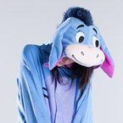 Пижама-кигуруми «Осел Иа» (Disney) Дисней фото