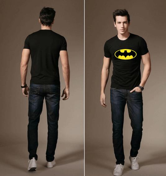 футболка со знаком хиппи