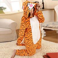 На картинке пижама-кигуруми «Тигра» из Винни-Пуха (Disney), общий вид.