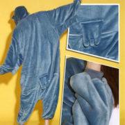 Пижама-кигуруми «Сова» фото