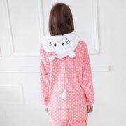 Пижама-кигуруми «Hello kitty» (Хелло китти) 2 варианта фото