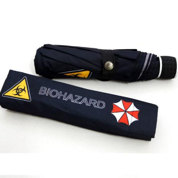 На картинке зонт «Umbrella» из Resident evil, в закрытом виде.