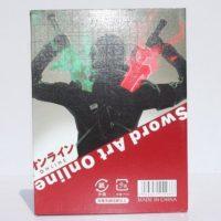 На картинке набор «Sword Art Online» (SAO \ GGO), упаковка.