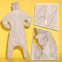 Пижама-кигуруми «Волк» фото