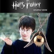 Кулон-подвеска «Снитч» (Гарри Поттер) — Серебряный и Бронзовый фото
