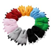 Тапки лапы с когтями (7 цветов) фото
