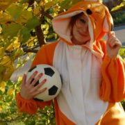 Пижама-кигуруми «Лиса» (3 варианта) фото