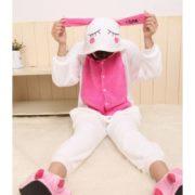 Пижама-кигуруми «Заяц» фото