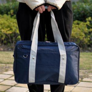 На картинке сумка Баскетбол Куроко, вид спереди.