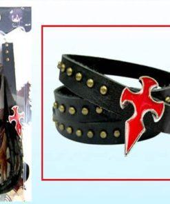 На картинке браслет «Sword Art Online» со знаком РЫКов, общий вид.