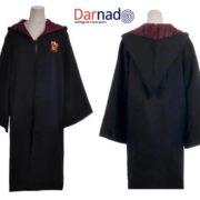 Школьная форма Гриффиндора (Гарри Поттера) — Мантия и галстук, вид спереди и сзади