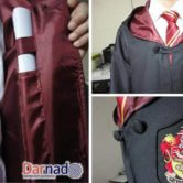 Школьная форма Гриффиндора (Гарри Поттера) - Мантия и галстук, детали