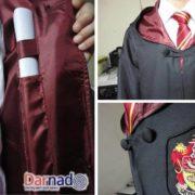 Школьная форма Гриффиндора (Гарри Поттера) — Мантия и галстук, детали