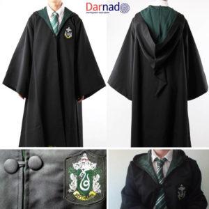 Школьная форма Хогвартса (Слизерин) - Мантия и галстук