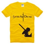 Футболка «Кирито» (Sword Art Online) 5 вариантов фото