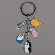 Брелок Время приключений (Adventure time) 4 варианта фото