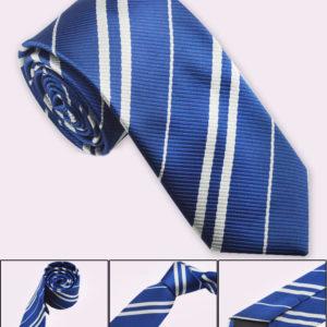 На картинке галстук Когтеврана (Хогвартса), детали.