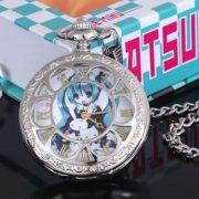Карманные часы «Вокалоид Мику» (Vocaloid) фото