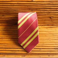 На картинке галстук Гриффиндора (Хогвартса), детали.