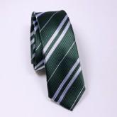 На картинке школьная форма «Хогвартса» (Слизерин) — Мантия и галстук, общий вид галстука.