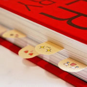 Набор закладок-стикеров (самоклеющиеся) 2 варианта фото