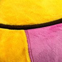 На картинке подушка в виде смайликов (смайлов) 9 вариантов, детали.