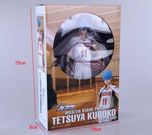 На картинке фигурка Тетсуя Куроко (Kuroko Tetsuya) Баскетбол Куроко, упаковка.