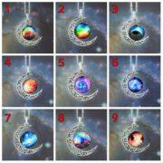 Подвеска «Космос» (9 вариантов) фото