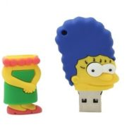 Флешка «Симпсоны» фото