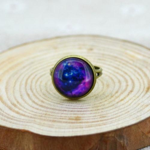 На картинке кольцо «Космос» (9 вариантов), вариант 1.