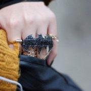 Кольцо «Бэтмен» фото