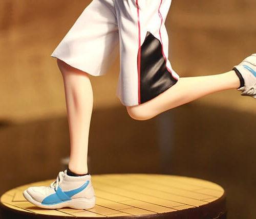 На картинке фигурка Тетсуя Куроко (Kuroko Tetsuya) Баскетбол Куроко (2 варианта), детали.