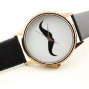 Часы с усами (2 варианта) фото