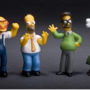 Фигурки Симпсоны (Simpsons) фото