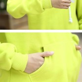 На картинке толстовка с усами (4 варианта), детали, цвет лимонный.