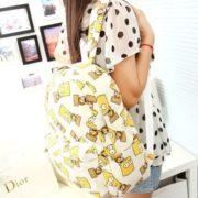Рюкзак с Симпсонами (Simpsons) фото