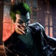 Joker_Batman Arkham Origins
