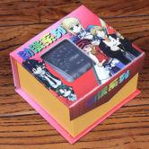 На картинке часы Баскетбол Куроко (Kuroko no Basuke), упаковка.