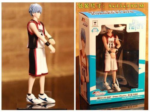 На картинке фигурка Тетсуя Куроко (Kuroko Tetsuya) Баскетбол Куроко (2 варианта), общий вид.