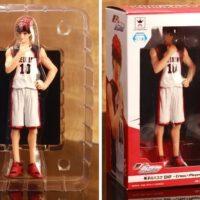 На картинке фигурка Тайга Кагами (Kagami Taiga) Баскетбол Куроко, вид в упаковке.