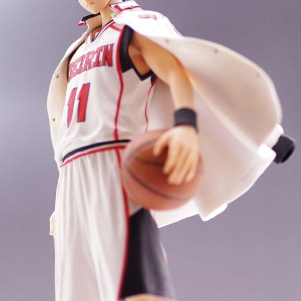 На картинке фигурка Тетсуя Куроко (Kuroko Tetsuya) Баскетбол Куроко, общий вид.