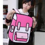Рюкзак 2d (2 д) фото