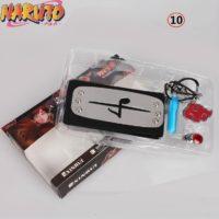 На картинке набор Наруто (Naruto), вариант 10.