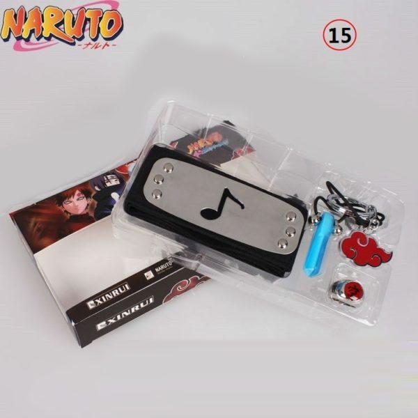 На картинке набор Наруто (Naruto), вариант 15.