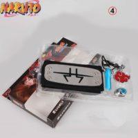 На картинке набор Наруто (Naruto), вариант 4.